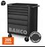 Imagen de Carro herramientas 6 cajones+205 herramientas BAHCO 1472K6BKFF7SD