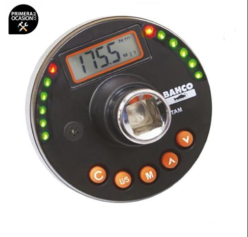 Imagen de Adaptador electronico de angulo y par BAHCO TAM12340
