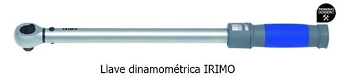 "Imagen de Llave dinamometrica 1/4"" 4-20 Nm IRIMO 070411"