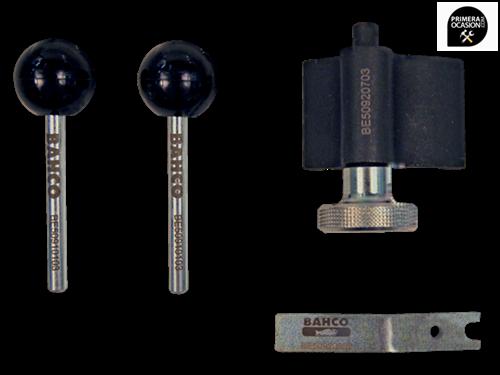 Imagen de Juego calado grupo VAG diesel 1.9, 2.0 (util cigüeñal oval) BAHCO BE509206