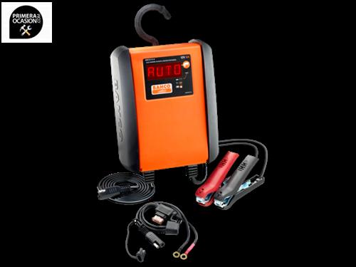 Imagen de Cargador mantenedor electronico baterias 12V BAHCO BBCE12-6