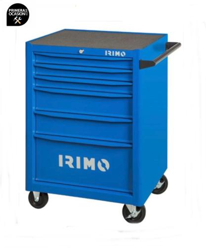 Imagen de Carro herramientas 6 cajones+206 herramientas IRIMO 9066K6FF100