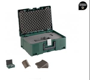 Imagen de Maleta METABO MetaLoc Size II con separador de material celular