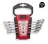 Imagen de Juego 5 llaves combinadas carraca reversible DOGHER TOOLS 457-015
