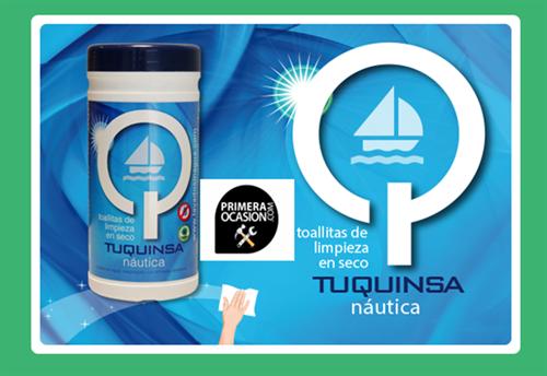 Imagen de Kit limpieza Nautica TUQUINSA