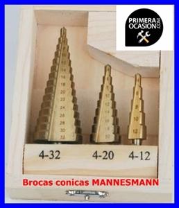 Imagen de Brocas conicas MANNESMANN