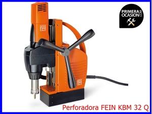 Imagen de Perforadora FEIN KBM 32 Q