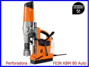 Imagen de Perforadora FEIN KBM 80 Auto