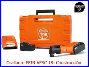 Imagen de SuperCut construccion FEIN AFSC 18