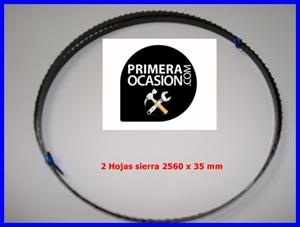 Imagen de Hojas sierra cinta FOX F28-173