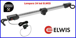 Imagen de Lampara trabajo 24 leds  ELWIS