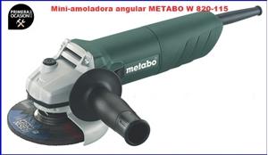 Imagen de Amoladora METABO W 820-115