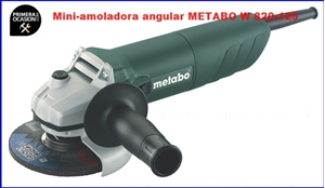 Imagen de Amoladora METABO W 820-125