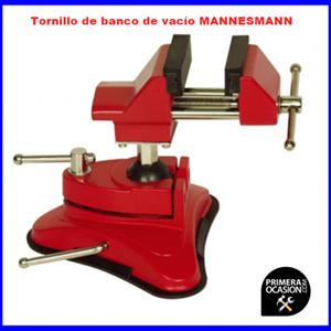 Imagen de Tornillo de banco de vacio MANNESMANN