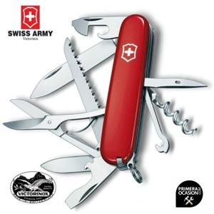 Imagen de Navaja Suiza VICTORINOX  HUNTSMAN roja