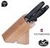 Imagen de Taco madera con 5 cuchillos VICTORINOX 5.1183.51