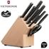 Imagen de Taco madera con 9 cuchillos VICTORINOX 5.1193.9