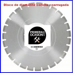 Imagen de Disco diamante corona coarrugada FOX F36-401