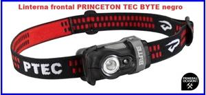 Imagen de Linterna frontal PRINCETON TEC BYTE negro