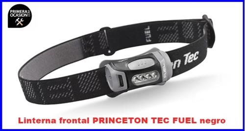 Imagen de Linterna frontal PRINCETON TEC FUEL negro