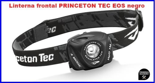 Imagen de Linterna frontal PRINCETON TEC EOS negro