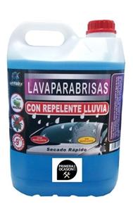 Imagen de Lavaparabrisas manzana con repelente UNYCOX 5 Litros