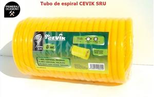 Imagen de Tubo espiral 5 metros CEVIK CA-SRU 5-8