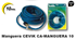 Imagen de 10 metros manguera de goma con enchufe rapido CEVIK CA-MANGUERA
