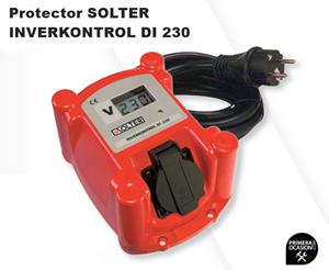 Imagen de Protector Inverkontrol DI-230 SOLTER
