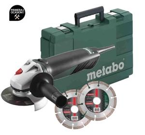 Imagen de Amoladora angular de  METABO WQ 1400