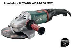Imagen de Amoladora angular METABO WE 24-230 MVT