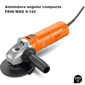 Imagen de Amoladora angular compacta FEIN WSG 8-125