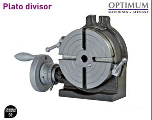 Imagen de Plato divisor para fresadora OPTIMUM RT 200