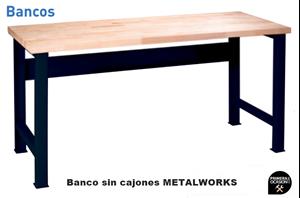 Imagen de Banco de trabajo METALWORKS MOD120