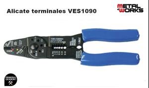 Imagen de Alicate terminales METALWORKS VES1090