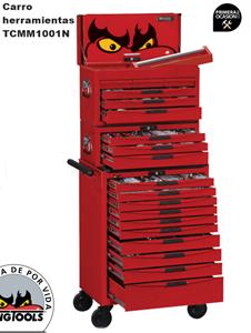 Imagen de Carro 1001 herramientas taller TENGTOOLS TCMM1001N