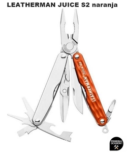 Imagen de Leatherman JUICE S2 color naranja