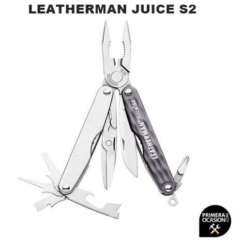 Imagen de Leatherman JUICE S2 color gris