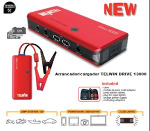 Imagen de Arrancador bateria TELWIN DRIVE 13000
