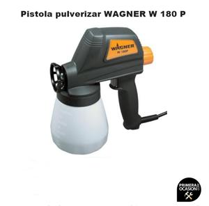 Imagen de Pistola pintar electrica WAGNER W180 P