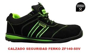 Imagen de Calzado de seguridad FERKO ZF140-50VF