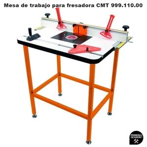 Imagen de Mesa de trabajo profesional para fresadora CMT 999.110.00 + CMT7E