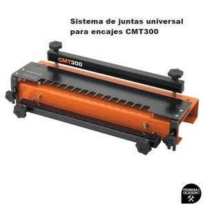 Imagen de Plantilla de juntas universal para encajes CMT300