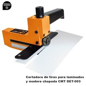 Imagen de Cortadora de tiras para laminados y madera chapada CMT DET-003