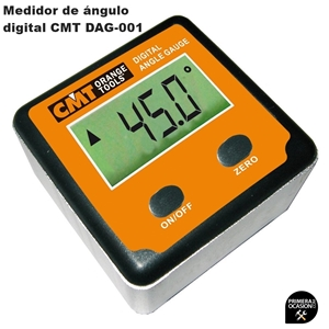 Imagen de Medidor de angulo digital CMT DAG-001