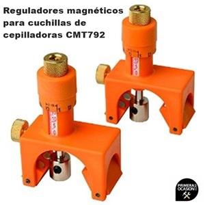 Imagen de Reguladores magneticos para cuchillas de cepilladoras CMT792