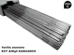 Imagen de Varilla aluminio Ø 1.6 mm (5 Kg) KST AlMg5 KANGAROO
