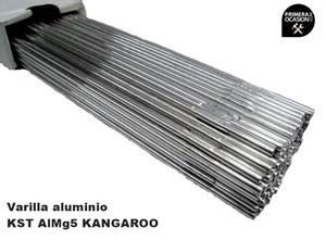 Imagen de Varilla aluminio Ø 3.2 mm (5 Kg) KST AlMg5 KANGAROO