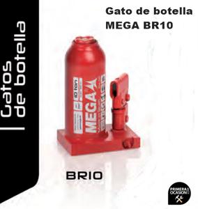 Imagen de Gato de botella MEGA BR10