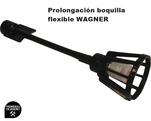 Imagen de Prolongacion boquilla flexible WAGNER WG-46675